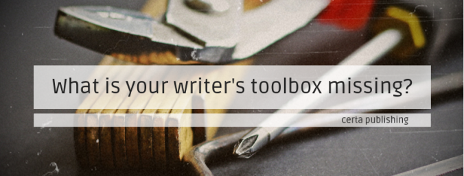 What is your writer's toolbox missing_
