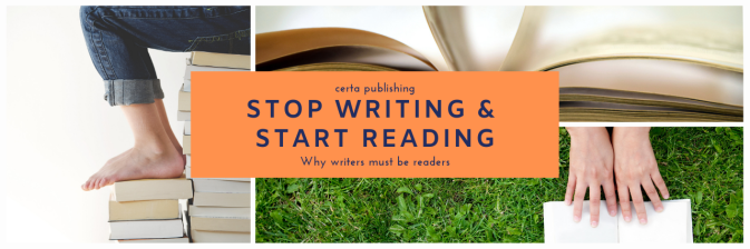 Stop writing